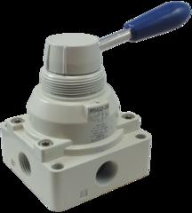 Клапан-переключатель с ручным управлением РП432