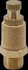 Фильтр воздушный, пневмоглушитель с дросселем ШГ-Д2-6