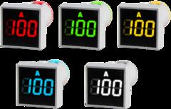 Цифровой индикатор тока Omix T33-A1-1