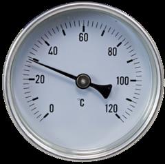 Биметаллический термометр ТБП-А