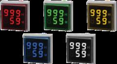 Индикатор времени наработки (счетчик моточасов) ARCOM T33-HM