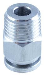 Прямой шестигранный фитинг металлический ТРНМ