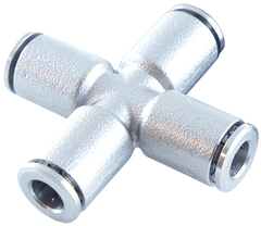 Фитинг-разветвитель металлический ТТМ.4
