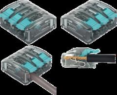 Клемма соединительная с рычажным зажимом UBC-593