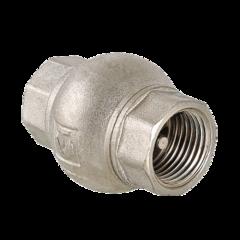 Обратный клапан с латунным золотником VT.151.N