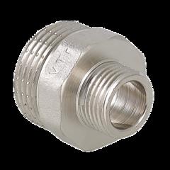 Фитинг резьбовой – ниппель переходной VTr.580.N
